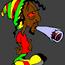 rastafarianka