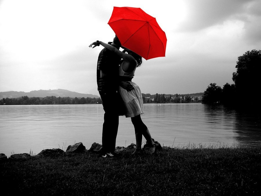dziewczyna, facet, kobieta, mężczyzna, pocałunek, miłość, randka ...